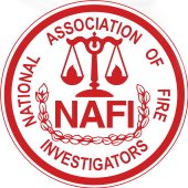 The Official Seal of the National Association of Fire Investigators